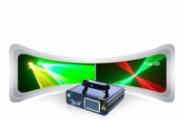 Cr-Laser TOP-3D RGY 250